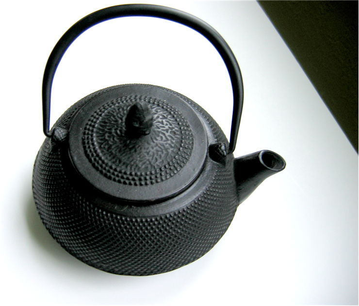 Picture Of Black Chinese Teapot