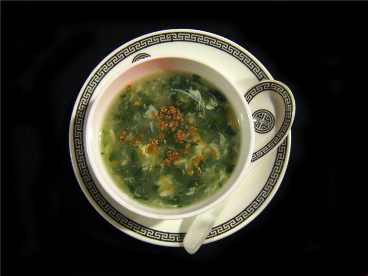 Picture Of Bowl Of Chinese Soup