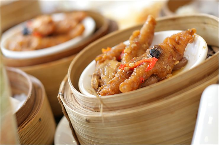 Picture Of Ceker Ayam Chinese Food With Chicken Feet