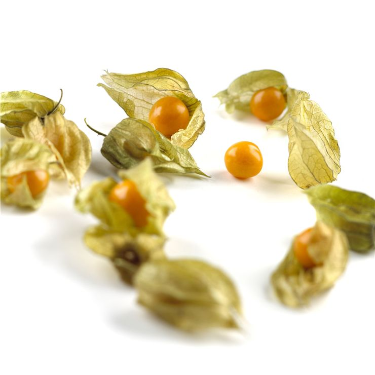 Picture Of Chinese Culinary Deserts Physalis