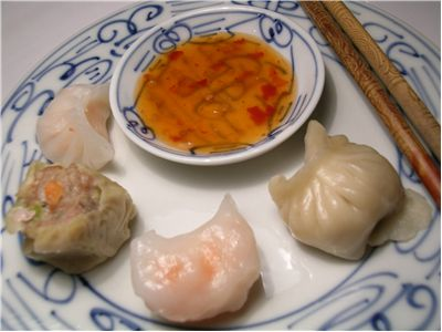 Picture Of Chinese Dumpling