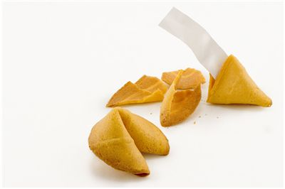 Picture Of Chinese Fortune Cookies
