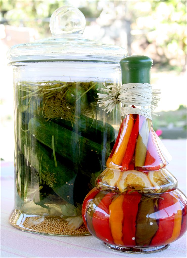 Picture Of Chinese Pickles