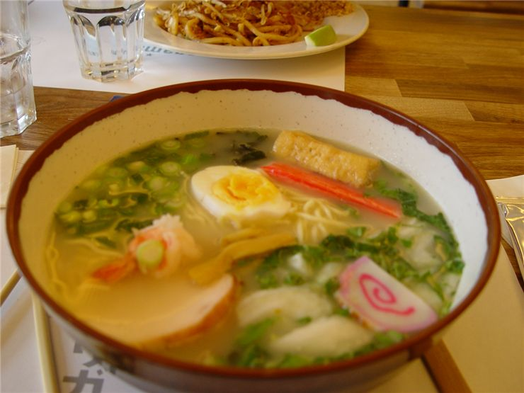 Picture Of Chinese Soup From Mamagaya