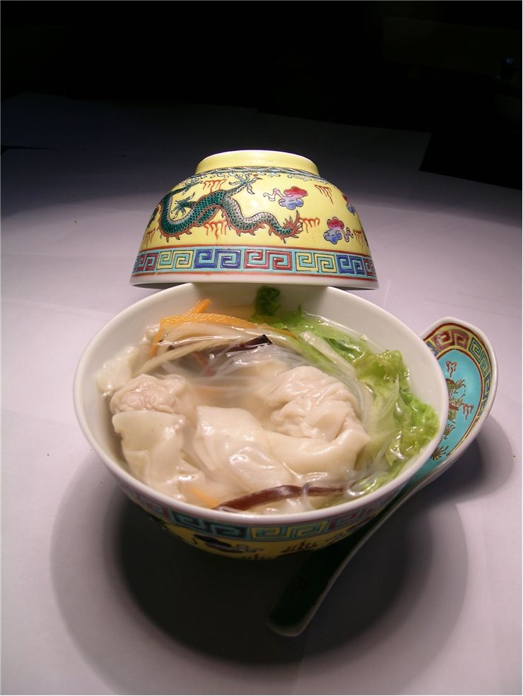 Picture Of Chinese Soup