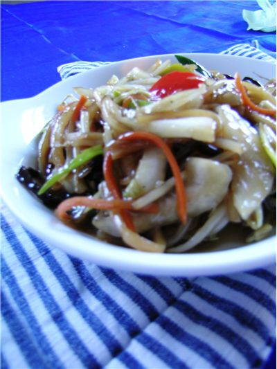 Picture Of Chinese Vegetables Food