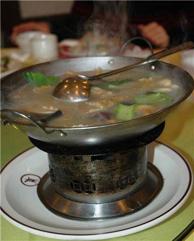 Picture Of Traditional Chinese Soup